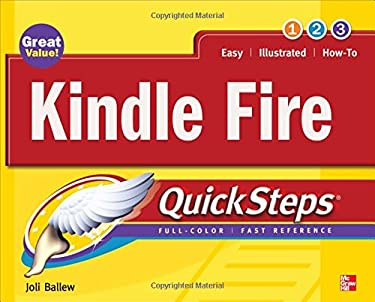 Kindle Fire Quicksteps 9780071795241