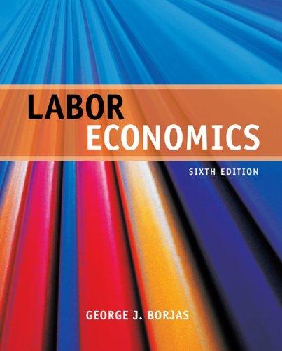 Labor Economics - 6th Edition