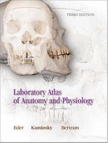 Laboratory Atlas of A&p by Eder 9780072907551