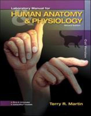 Laboratory Manual for Human Anatomy & Physiology, Cat Version 9780077583163