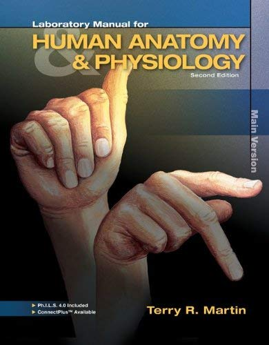 Laboratory Manual for Human Anatomy & Physiology, Main Version 9780077583156