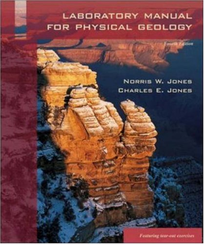Laboratory Manual for Physical Geology 9780072436556