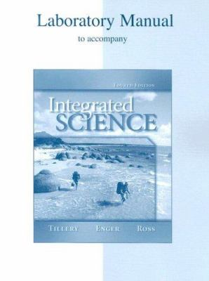 Laboratory Manual to Accompany Integrated Science 9780073357386
