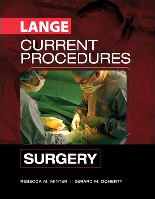 Current Procedures: Surgery 9780071453165