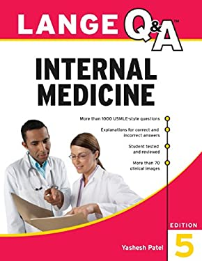 Lange Q&A Internal Medicine 9780071703468