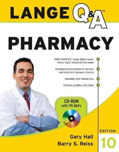 Lange Q&A Pharmacy, Tenth Edition 9780071740678