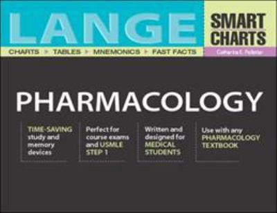 Lange Smart Charts Pharmacology 9780071388788