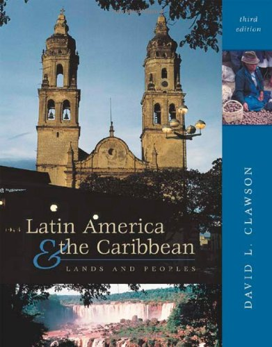 Latin America and the Caribbean: Lands and Peoples 9780072521443