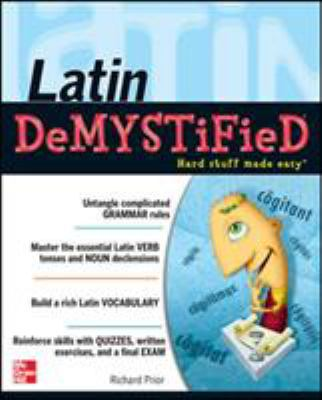 Latin Demystified 9780071477277