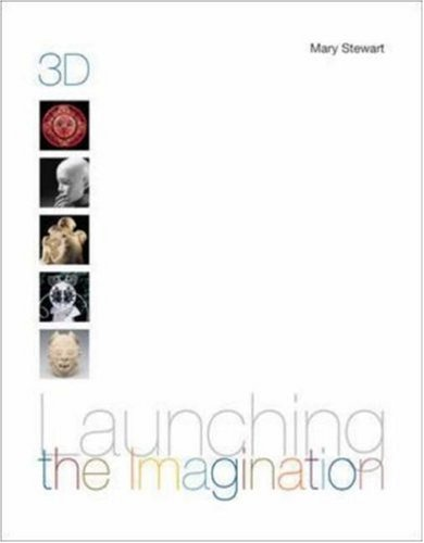 Launching the Imagination, 3D, with Lauching CD-ROM