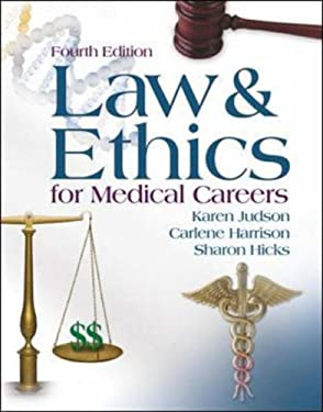 Law and Ethics for Medical Careers 9780073022635