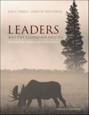 Leaders and the Leadership Process 9780072987430