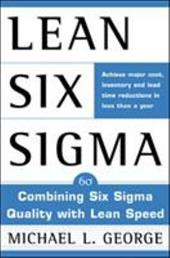 Lean Six SIGMA 251201