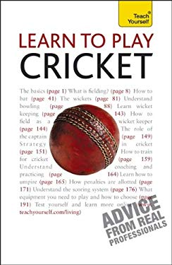 Learn to Play Cricket 9780071769570