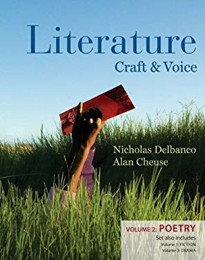 Literature: Craft & Voice (Volume 2, Poetry) with Connect Literature Access Code 9780077392468