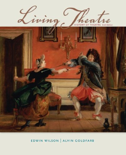 Living Theatre: History of Theatre 9780073382203