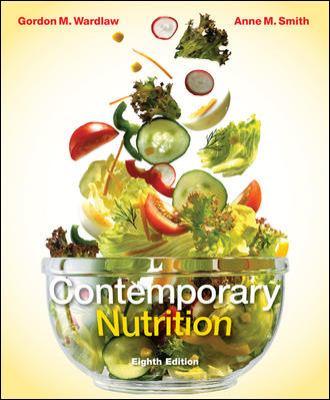 Contemporary Nutrition 9780077457358