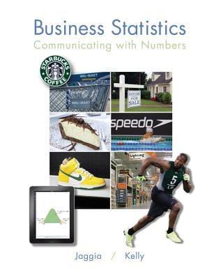 Loose-Leaf for Business Statistics 9780077501372