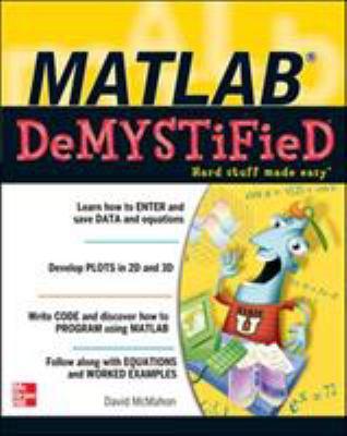 MATLAB Demystified 9780071485517