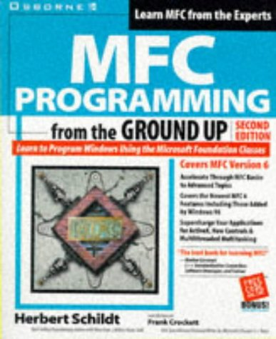 MFC 6 Programming from the Ground Up 9780078825736