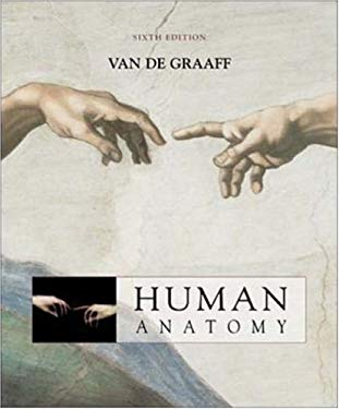 MP: Van de Graaff Human Anatomy 6/E + Olc Password Card + ESP + Strete/Creek's Atlas to Human Anatomy 9780072486650