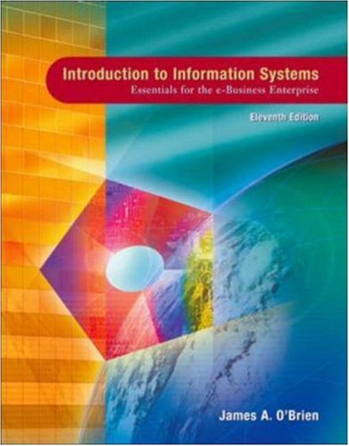 MP: Introduction to Information Sys W/Simnet MIS (V.2) 9780072935998