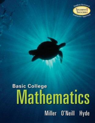 MP Basic College Mathematics (Softcover) 9780073229706