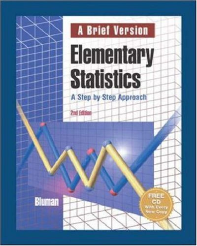 MP: Elementary Statistics: A Brief Version with Interactive CD-ROM 9780072560428