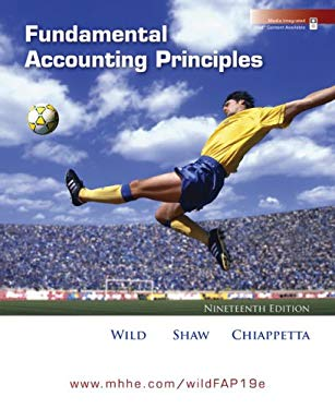 MP Fundamental Accounting Principles with Best Buy Annual Report 9780077303204
