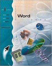 I-Series : Microsoft Word 2002, Introductory -  Stephen Haag and James Perry, Paperback