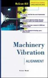 Machinery Vibration: Alignment 247648