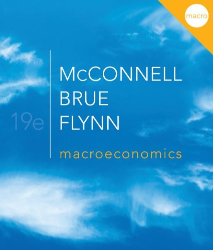 Macroeconomics - 19th Edition