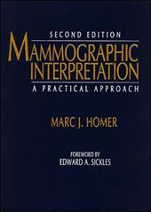 Mammographic Interpretation: A Practical Approach