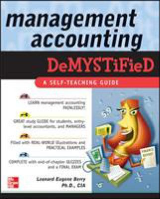 Management Accounting Demystified 9780071459617