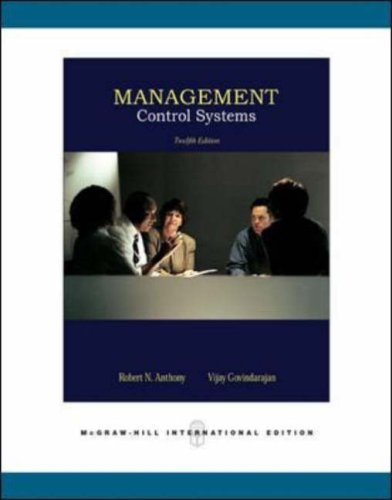 management control systems final written case Test case management tools exist to improve the lives of software testers qamanager is a free test case management web-based tool it is an application for managing both testing projects and testing teams it is a java app that runs everywhere as long as you have a jdk for your operating system.