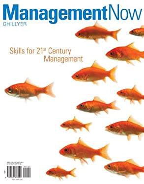 Management Now: Skills for 21st Century Management 9780073377292