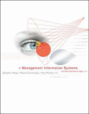 Management Information Systems: For the Information Age [With CDROM] 9780073230627