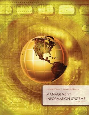 Management Information Systems [With CDROM] 9780073323091