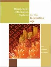 Management Information Systems for the Information Age W/ ELM CD, Misource 2005, & Powerweb