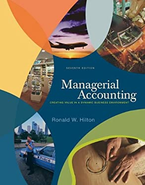 Managerial Accounting 9780073022857