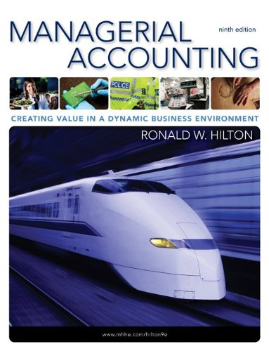 managerial accounting and the business environment Managerial accounting and the business environment chapter 1 management accounting and cost accounting management accounting relates to the provision of appropriate information, including cost information for decision-making, planning, control, and performance evaluation  cost.