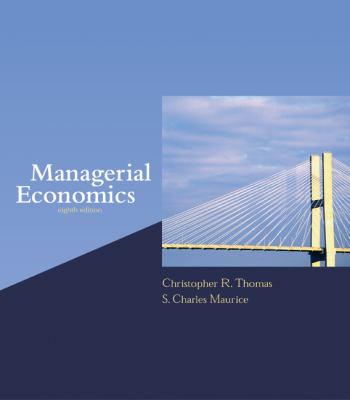 Managerial Economics 9780072871746