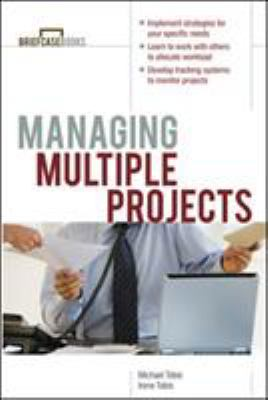 Managing Multiple Projects 9780071388962
