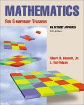 Mandatory Package Mathematics for Elementary Teachers an Activity Approach with Manipulative Kit 265448