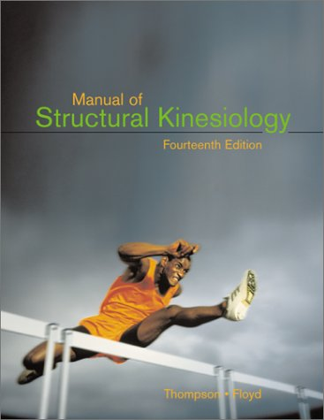 Manual of Structural Kinesiology with Dynamic Human 2.0 [With CDROM] 9780072408423