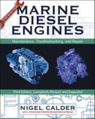 Marine Diesel Engines: Maintenance, Troubleshooting, and Repair 9780071475358