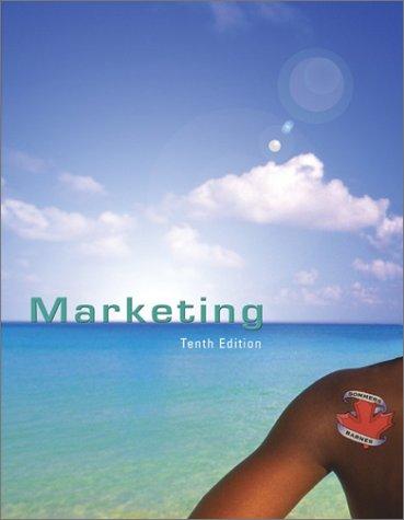 Marketing 9780070914384