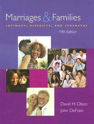 Marriages & Families: Intimacy, Diversity, and Strengths 9780073209517