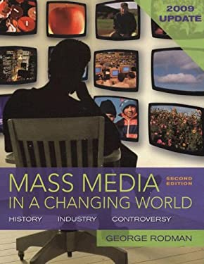 Mass Media in a Changing World: 2009 Update [With DVD] 9780077257309