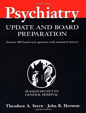 Massachusetts General Hospital Psychiatry Update and Board Preparation 9780071354356